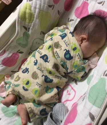 ダウン症児の寝返りができた時期!寝返り返りは難しい?